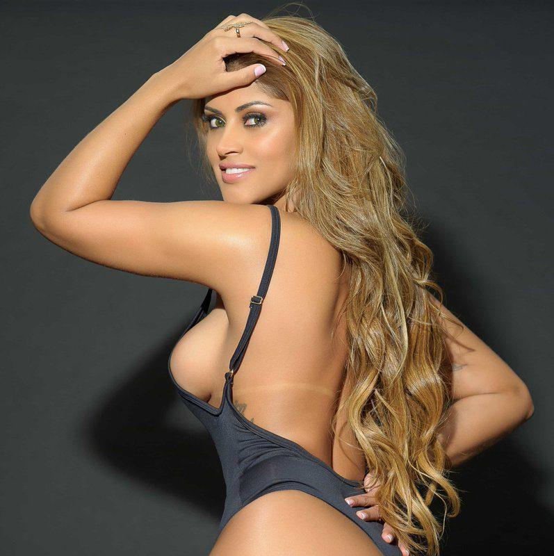 Rosie Oliveira Miss Bumbum 2017