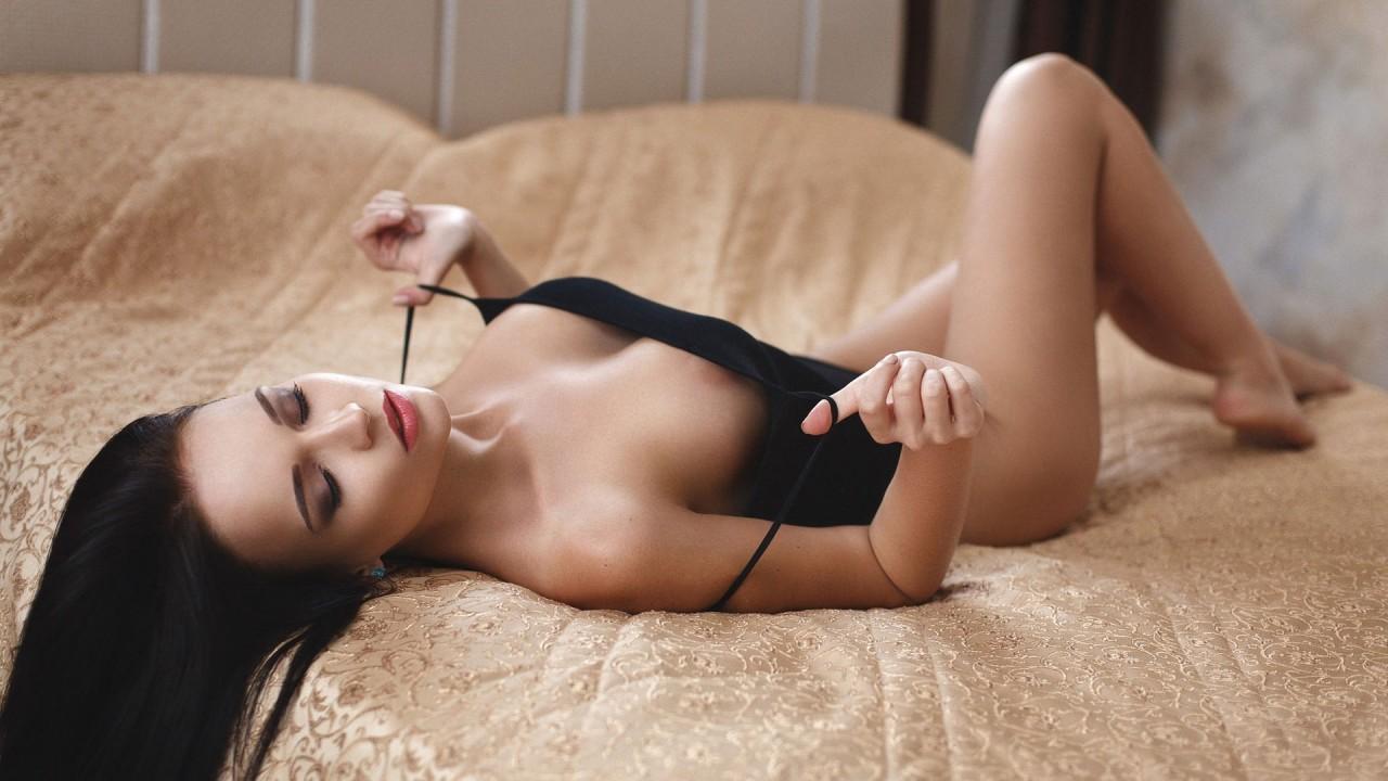 La modelo ucraniana Angelina Petrova miradas que cautivan