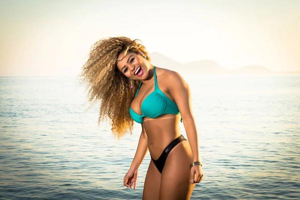 Erika Canela Miss Bumbum 2016