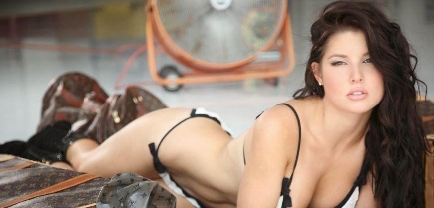 La modelo que sabe cautivar Amanda Cerny