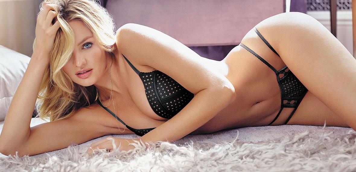 Candice Swanepoel de Sudáfrica para el mundo.