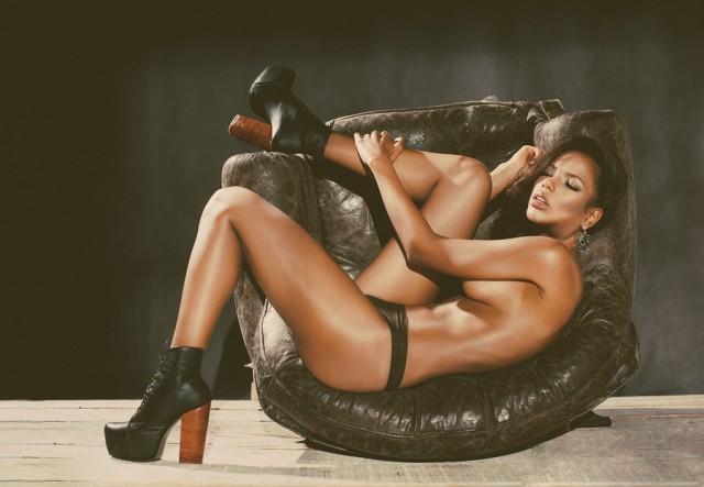 Vanessa Parra, una modelo ardiente