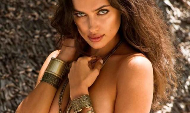 Irina Shayk, Sexy yCandente