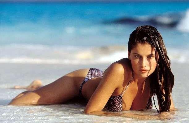 Laetitia Casta, una actriz preciosa