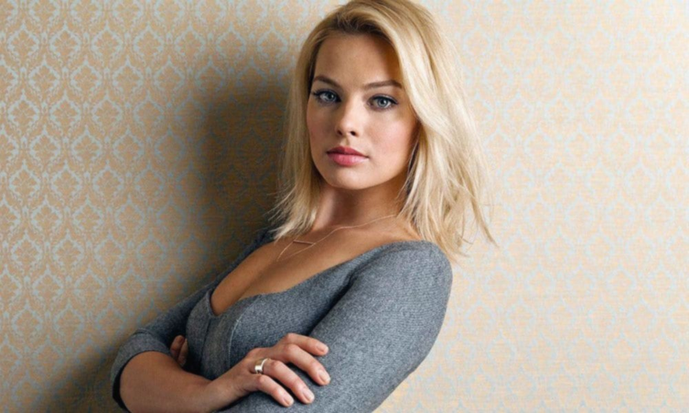 Margot Robbie, sorprendentemente hermosa