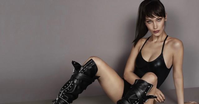 Bella Hadid, fogosa modelo