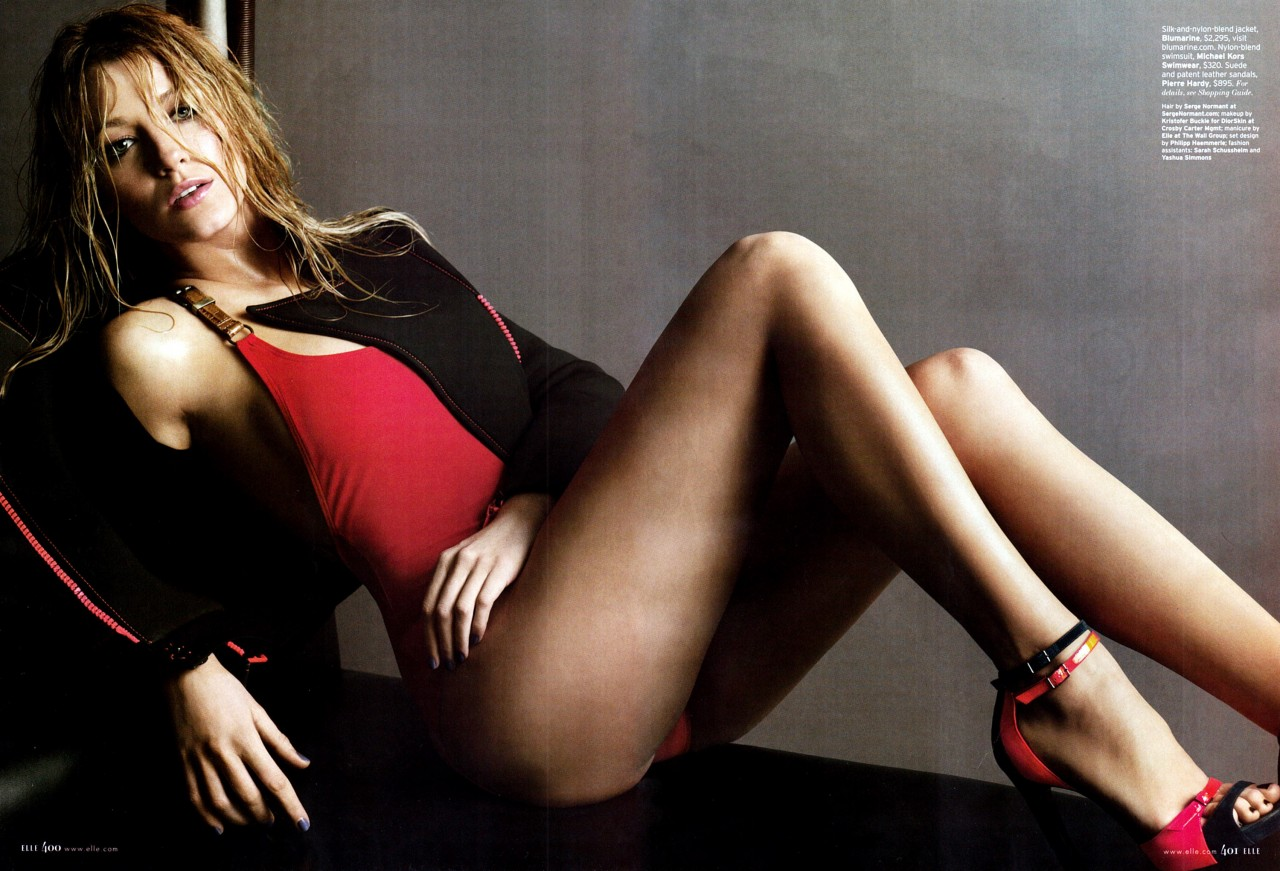 Blake Lively, una chica muy candente